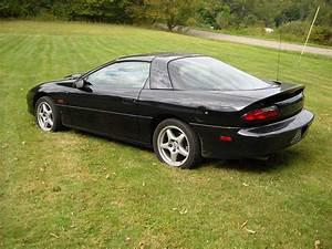 Black 1996 Chevrolet Camaro Z28 Ss 6spd Manual V8 For Sale