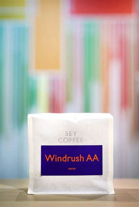 I take a look at sey coffee roasters showcase of their kenya windrush aa. February Featured Roasters | Fellow Playground - Fellow Products
