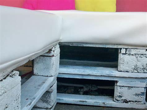 canapé palettes palettes en canapé regards et maisons