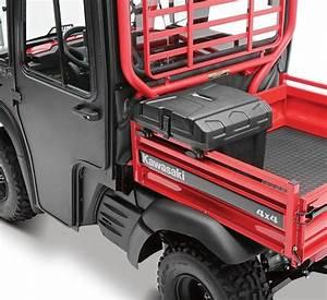 Kawasaki Mule Sx Kqr Cargo Box
