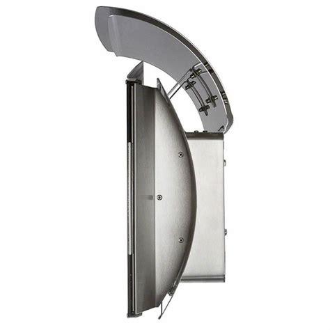bromic heat deflector for the smart heat patio heater 500