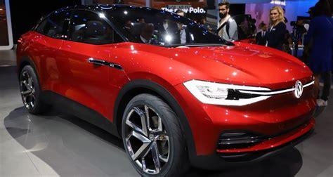 Volkswagen Sähköauto 2020 by Volkswagen Id Crozz 2 Le Suv 233 Lectrique De 2020