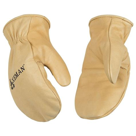 Cowhide Mittens by Kinco Heatkeep Insulated Leather Cowhide Mittens 1930