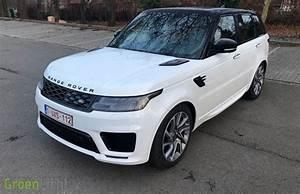 Range Rover Hybride 2018 : rijtest range rover sport p400e autobiography dynamic 2018 ~ Medecine-chirurgie-esthetiques.com Avis de Voitures
