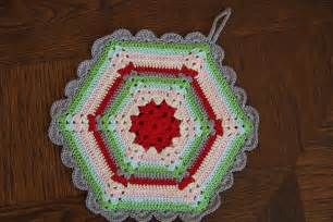 Free Vintage Crochet Pot Holder Patterns