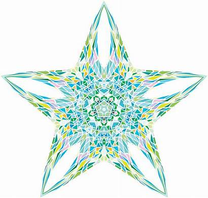 Star Clipart Abstract Pastel Library Clip