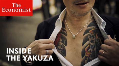japans yakuza   syndicate  economist youtube