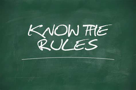 Know the rules - IRM Connects, by IRM UK | IT Blog.