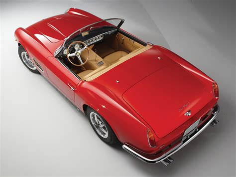 ferrari  gt swb california specifications photo