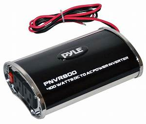 Pyle - Pnvr800 - On The Road - Power Supply