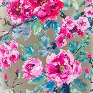 designers guild shop shanghai garden fuchsia wallpaper designers guild