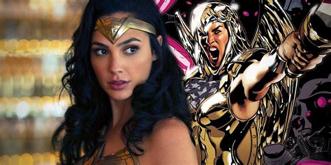 New Image of Wonder Woman 1984's Eagle Armor | Screen Rant