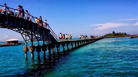 keistimewaan    pulau tidung reservasi travel