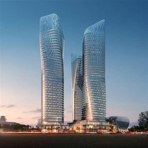 dancing towers architect magazine
