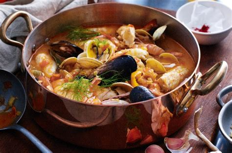 provincial cuisine bouillabaisse de marseille greta garbure