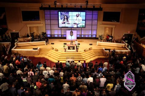 Light Center by 10 Largest Megachurches In