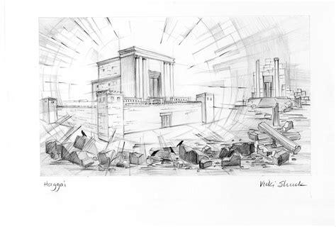 haggai   illustration  temple saint marys press
