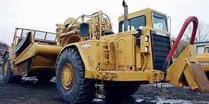 Caterpillar 621f  U0026 627f Wheel Tractor  Scraper Factory