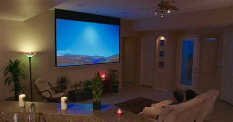 tech tip installing   ceiling projector screen