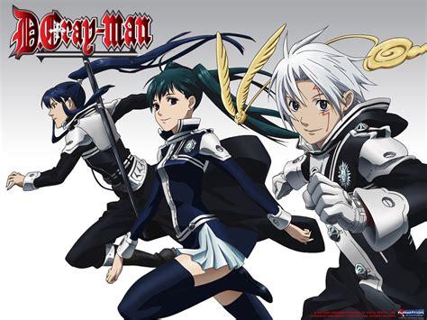 foto de Is D Gray man a good anime series? Digital Fox Media