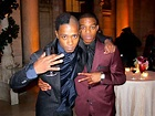 Selma Afterparty - LaKeith Stanfield and Stephan James 2 ...