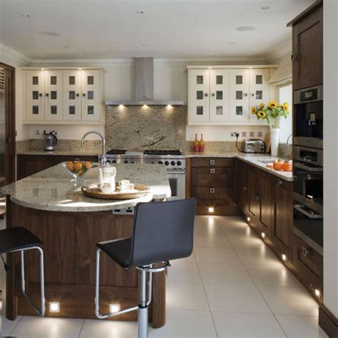 kitchen unit lighting kitchen lighting ideas ideal home 3411