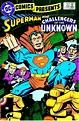 DC Comics Presents #84 - Jack Kirby art & cover, Alex Toth ...