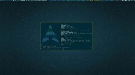 If you're working on the command line. Arch Linux Wallpapers HD