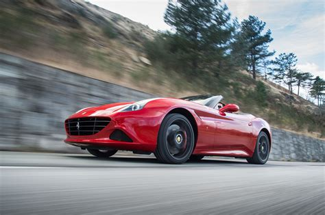 Most of these cars were of course sent to the u.s. 2016 Ferrari California T Handling Speciale Review