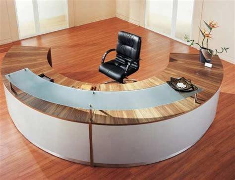 circular reception desk lobby semi desk easy home decorating ideas