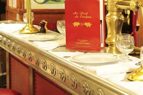 cuisiner les pieds de cochon au pied de cochon les halles restaurant reviews