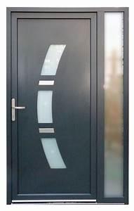 Porte D Entrée Tiercée : porte d entr e en pvc cim porraz menuiserie bois pvc ~ Carolinahurricanesstore.com Idées de Décoration