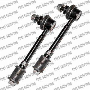 New Front Suspension Kit Stabilizer Sway Bar Link For