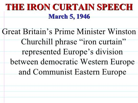 Winston Churchill Iron Curtain Speech Pdf by 100 Winston Churchill Iron Curtain Speech Text