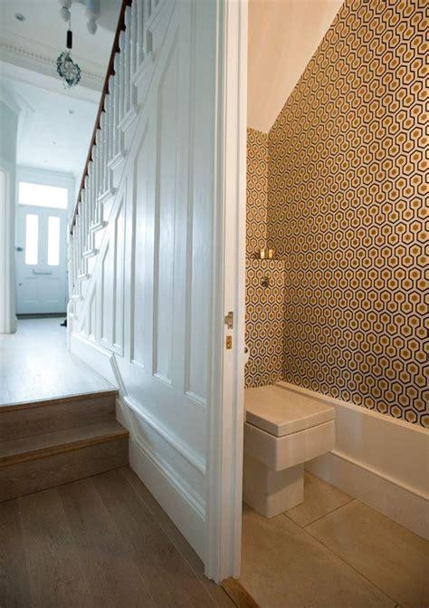 Kleines Bad Unter Treppe by Einbau Waschraum Unter Treppe Treppen