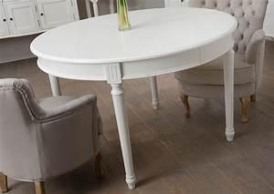 Table Ronde Avec Rallonge : table ronde agathe ~ Teatrodelosmanantiales.com Idées de Décoration