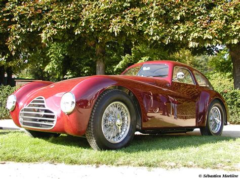 1948 Alfa Romeo 6c2500  Information And Photos Momentcar