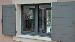verre clair verandas fenetres volets menuiserie With porte d entrée pvc en utilisant menuiserie pvc gris