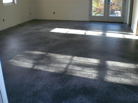 distressed dark charcoal floor concreterepairspecialist
