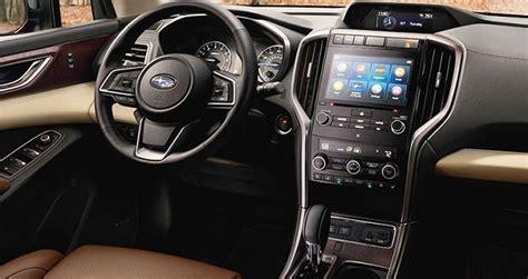 Subaru Ascent 2019 Vs 2020 by 2019 Subaru Ascent Price Specs Engine 2019 2020 New