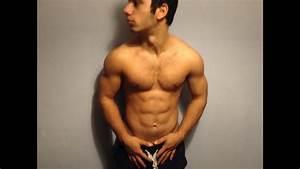 15 Year Old Bodybuilder Home Ab Workout Carlos Seba