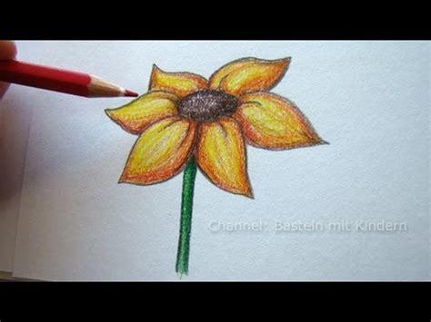 zeichnen lernen blume zeichnen blumen malen lernen