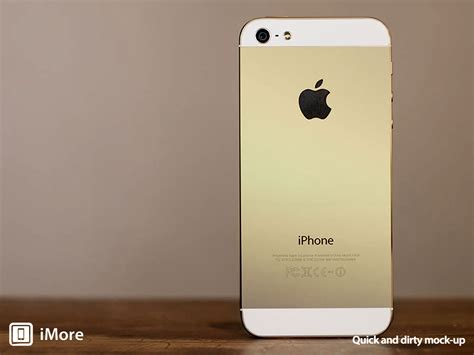 iphone 5s phone the gold iphone 5s imore