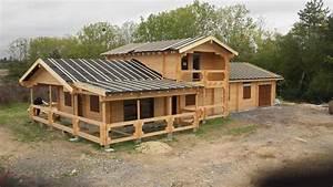 Chalet Bois Kit : pourquoi investir sur la construction en bois libre parole ~ Carolinahurricanesstore.com Idées de Décoration