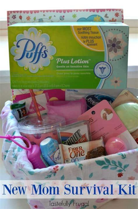 moms  days home survival kit tastefully frugal