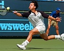 I don't think people realized just how fast Michael Chang was. (Apologize for the music) : tennis