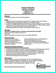 food sales manager resume event manager resume