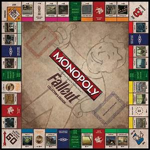 Here39s A Closer Look At The Monopoly Fallout Collectors
