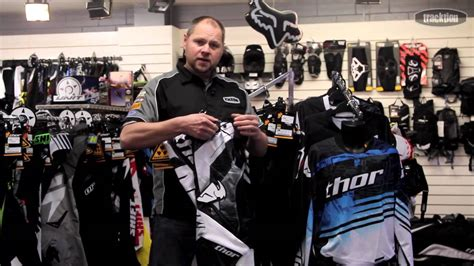 thor motocross gear nz 2014 thor phase mx gear from www tracktion co nz youtube