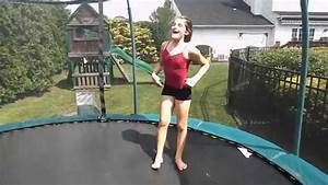 Trampoline Tutorial: Back Tuck - YouTube